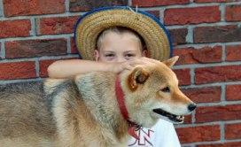 Boy-and-Dog