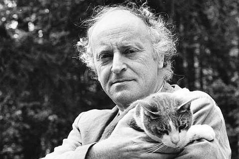 Коты в личном пространстве Иосифа Бродского занимали существенное место.