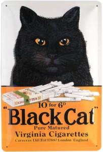 """Сигареты """"Черный кот"""""""