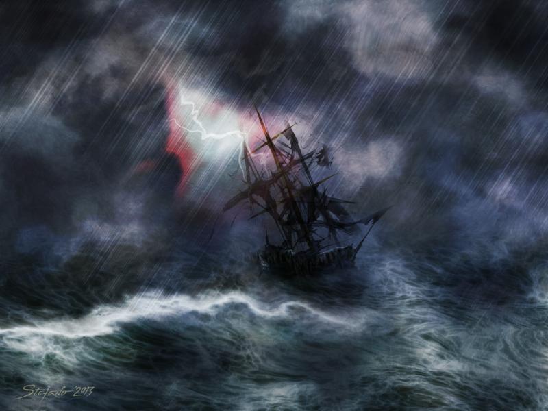 красивые-картинки-море-корабль-Судно-665327