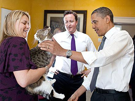 Ларри и Обама