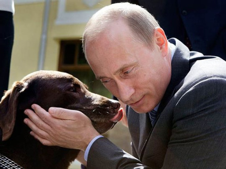 Путин и Тоник