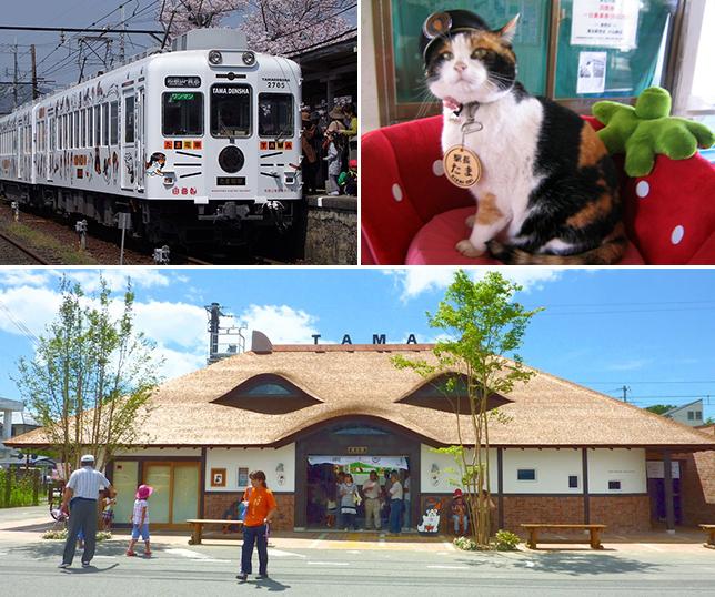 tama-kishi-station