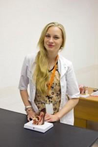 Врач-дерматолог клиники «Биоконтроль» Музурова Екатерина Владимировна