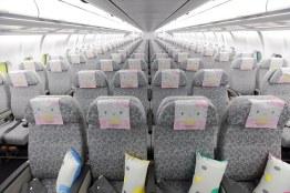 самолет хеллоу салон
